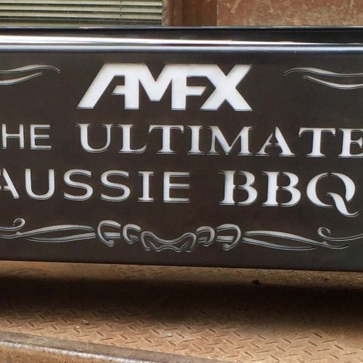 Ultimate Aussie BBQ Fire Pit
