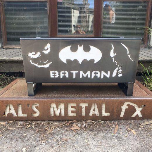 Batman Fire Pit