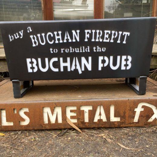 Buchan Pub Fire Pit