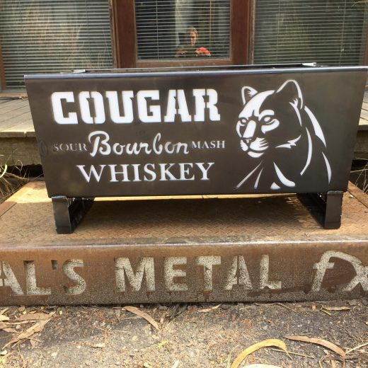 Cougar Fire Pit