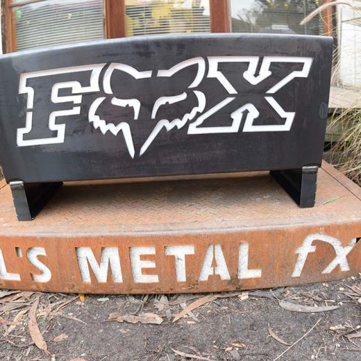 Fox Racing Fire Pit