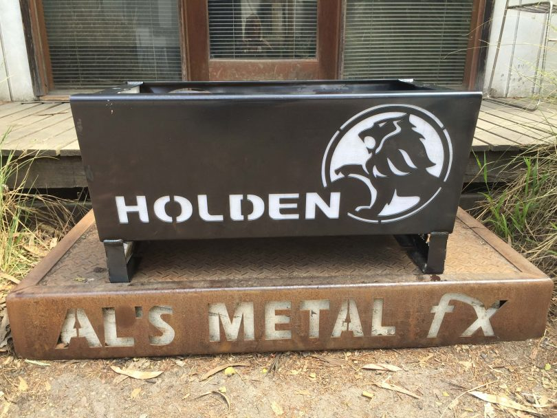 Holden Fire Pit