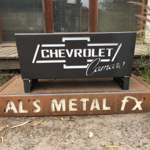 Chevrolet Camaro Fire Pit
