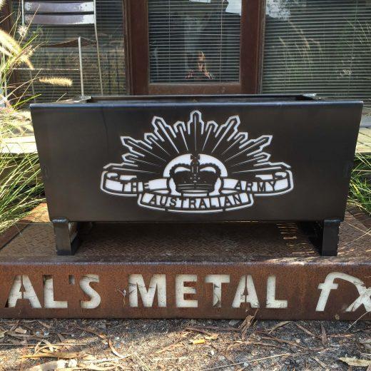 Australian Army Fire Pit
