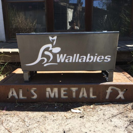 Wallabies Fire Pit