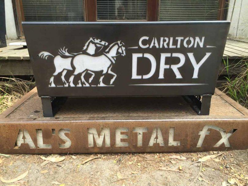 Carlton Dry Fire Pit
