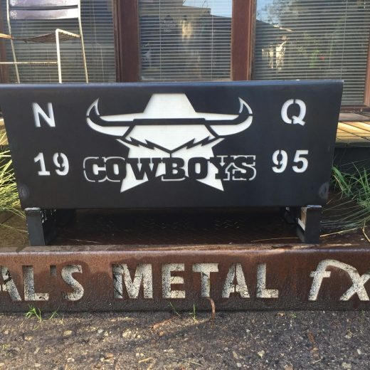 North Queensland Cowboys Fire Pit