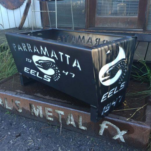 Parramatta Eels Fire Pit