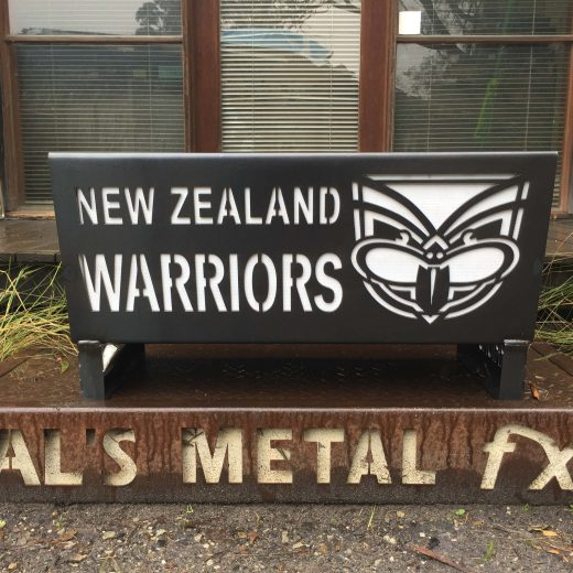 New Zealand Warriors Fire Pit