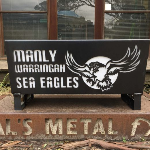 Manly Sea Eagles Fire Pit