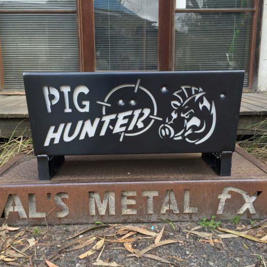 Pig Hunter Kill n Grill Fire Pit