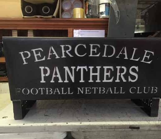 Pearcedale Panthers Football Netball Club Fire Pit