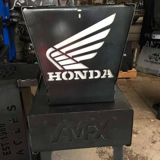 Honda Fire Pit