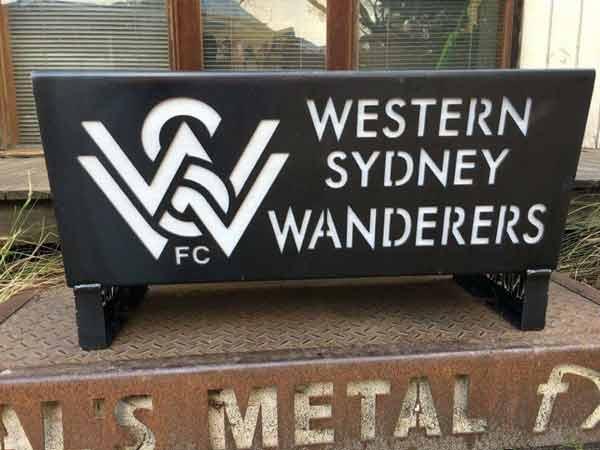 Western Sydney Wanderers Fire Pit