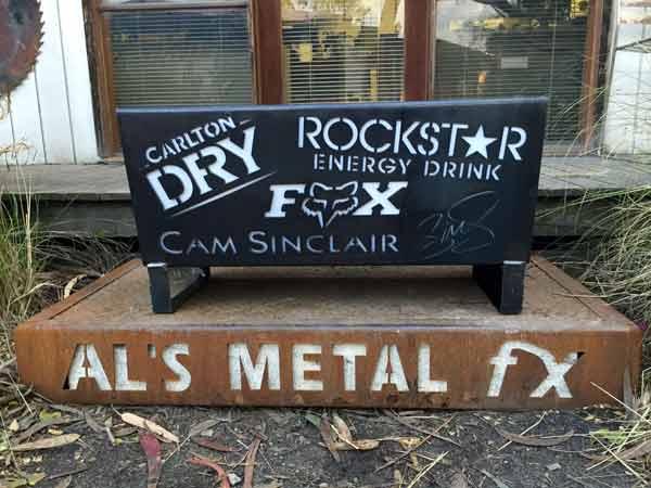 Cam Sinclair Fire Pit