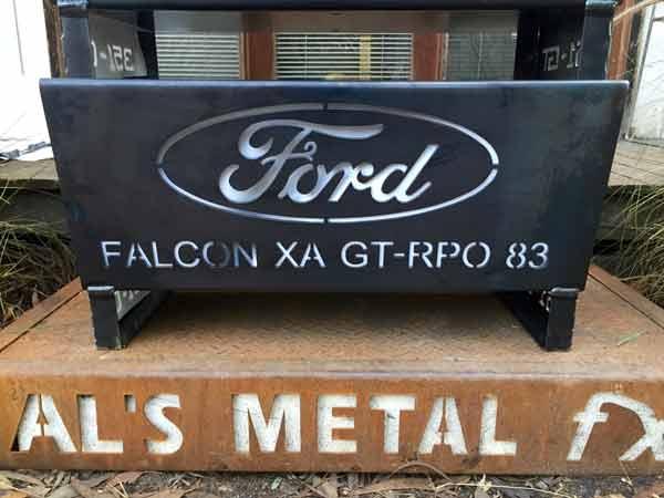 Falcon XA GT-RPO 83 Fire Pit
