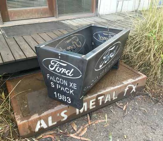 Ford XE S Pack Fire Pit