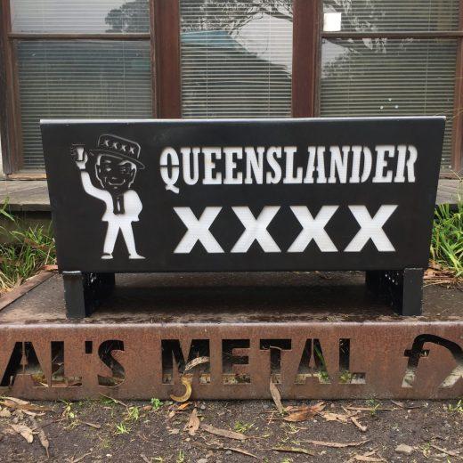 XXXX Queenslander Fire Pit