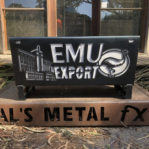 Emu Export Fire Pit