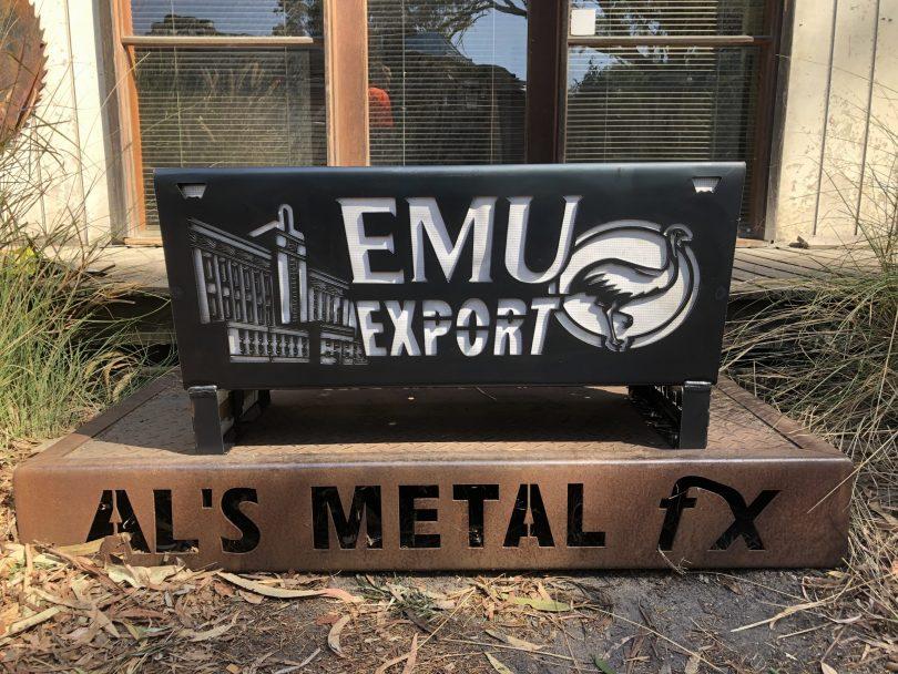 Emu Export Fire Pit