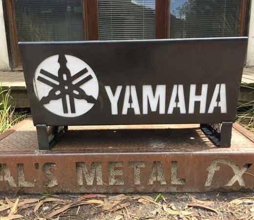 Yamaha Fire Pit