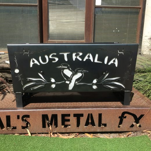 Made In Australia Fire Pit