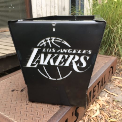 LA Lakers Fire Pit