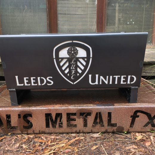 Leeds United Fire Pit