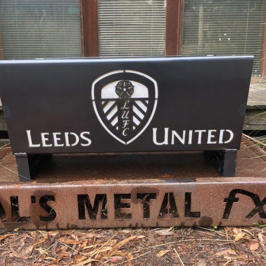 Leeds United Fire Pit