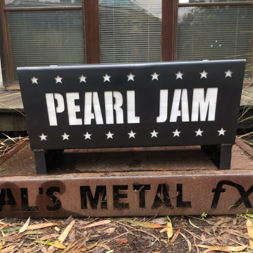 Pearl Jam Fire Pit