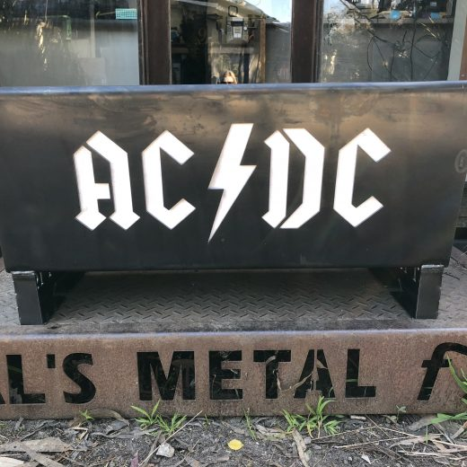 ACDC Fire Pit