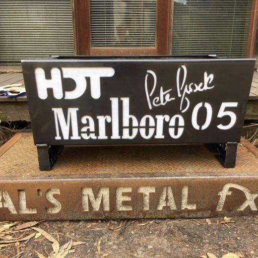 Holden Dealer Team Fire Pit