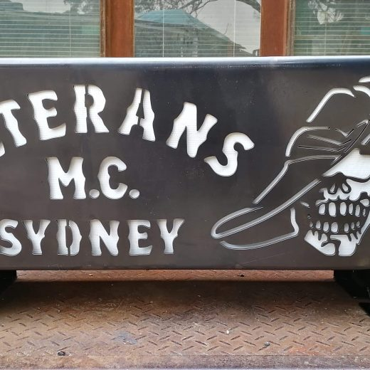 Veterans MC Fire Pit