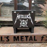 Metallica Fire Pit