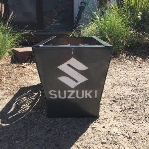 Suzuki Fire Pit