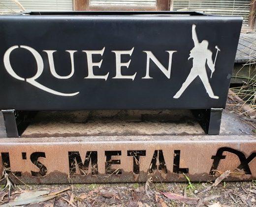 Queen Fire Pit