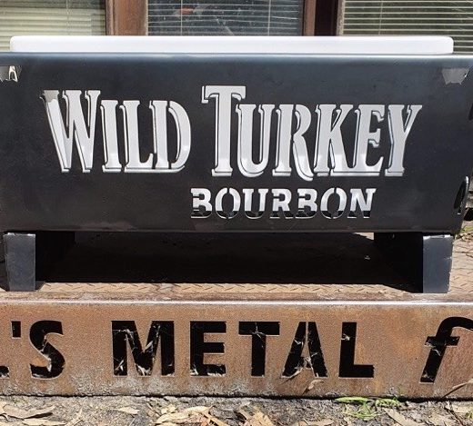 Wild Turkey Fire Pit