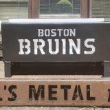 Boston Bruins Fire Pit