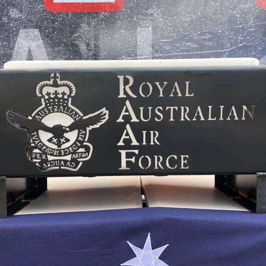 Royal Australian Air Force Fire Pit