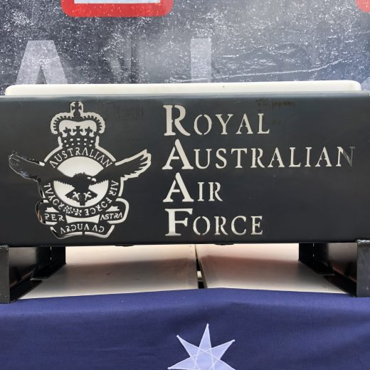 Royal Australian Air Force Fire Pit