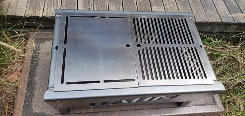 Amfx BBQ Hot Plates